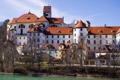 Fussen castle Stock Photos