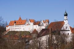 Fussen castle Stock Images