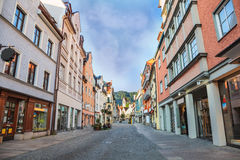 Fussen city Germany Stock Photo