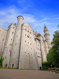 FUSSEN, GERMANIA - 22 luglio 2016: Castello del Neuschwanstein Fotografie Stock