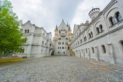 Neuschwanstein Castle royalty free stock images