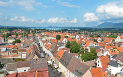 Fussen Germany ,city del'allgau 1 Stock Images
