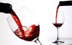 Fussion ρευμάτων κρασιού Στοκ φωτογραφίες με δικαίωμα ελεύθερης χρήσης
