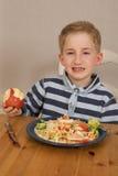 Fussy eater Royalty Free Stock Photo