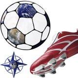 futbol Zdjęcie Stock