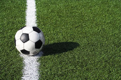 futbol fotografia stock