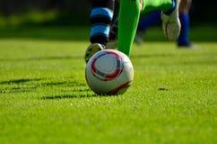 Futbol Obraz Royalty Free