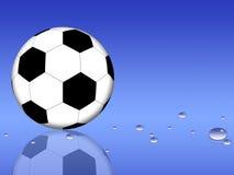 futbol royalty ilustracja