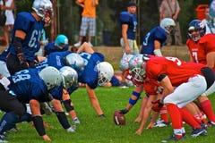Futbol amerykański Fotografia Royalty Free