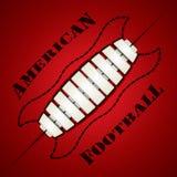 futbol amerykański Obrazy Royalty Free