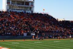 futbol amerykański liceum Zdjęcie Royalty Free