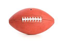 Futbol: Boczny widok futbol Obraz Royalty Free