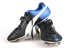 futbol buty Obraz Royalty Free
