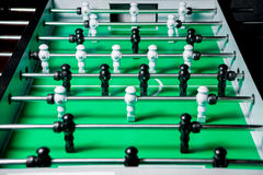 Futbol (piłka nożna) Automat Do Gier Fotografia Stock