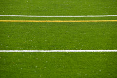 futbol pola Obraz Stock