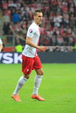 futbolista Obraz Stock