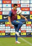 futbolista Alexis futbolista Sanchez obrazy royalty free