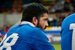 Futbolista italiano y leyenda Gennaro Gattuso Imagenes de archivo