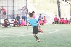 Futbolista joven fotos de archivo
