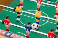 Futbolistas del vector Fotografía de archivo