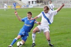 futbolisty ligowego moravian petr moravian soukup Zdjęcia Royalty Free