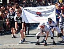 futbolowa homoseksualna ligowa duma Toronto Obraz Stock