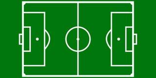 Futbolowej smoły układ ilustracja wektor