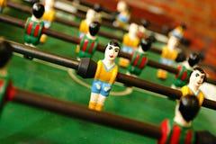 futbolowej sztuka stół Obrazy Stock