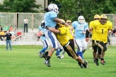 futbolowy dopasowanie Zdjęcia Stock