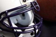 futbolowy hełm Fotografia Stock