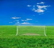 futbolowy piłka nożna temat Obraz Stock