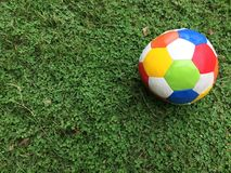 Futbolowy sport Fotografia Royalty Free