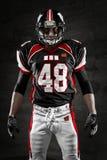 Futbolu amerykańskiego gracz Zdjęcia Stock