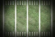 Futbolu amerykańskiego pole Obrazy Royalty Free