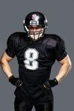 Futbolu amerykańskiego gracz Obrazy Royalty Free