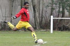 Futebol 1 Imagem de Stock