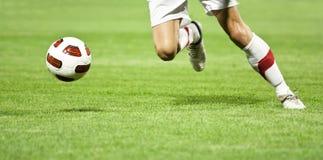 Futebol Fotografia de Stock Royalty Free