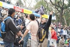 Futebol 2010 do copo de mundo Imagem de Stock