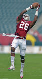 Futebol 2012 do NCAA - templo de USF @ Imagens de Stock Royalty Free