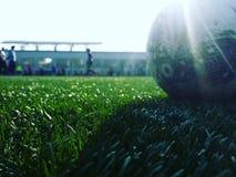Futebol Foto de Stock