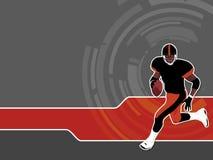 Futebol americano 2 Fotografia de Stock Royalty Free