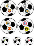 Futebol, bola Foto de Stock