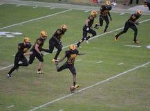 Futebol da High School Imagem de Stock Royalty Free