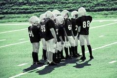 futebol da juventude Foto de Stock Royalty Free
