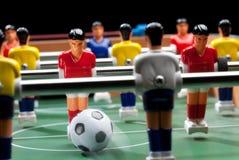 Futebol da tabela. Imagens de Stock