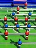 Futebol da tabela Foto de Stock