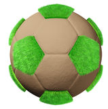 Futebol de Chia Imagens de Stock