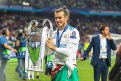 Futebol de Gareth Bale fotos de stock