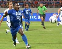 Futebol de Tailândia Imagens de Stock Royalty Free
