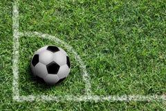 Futebol do futebol Imagens de Stock